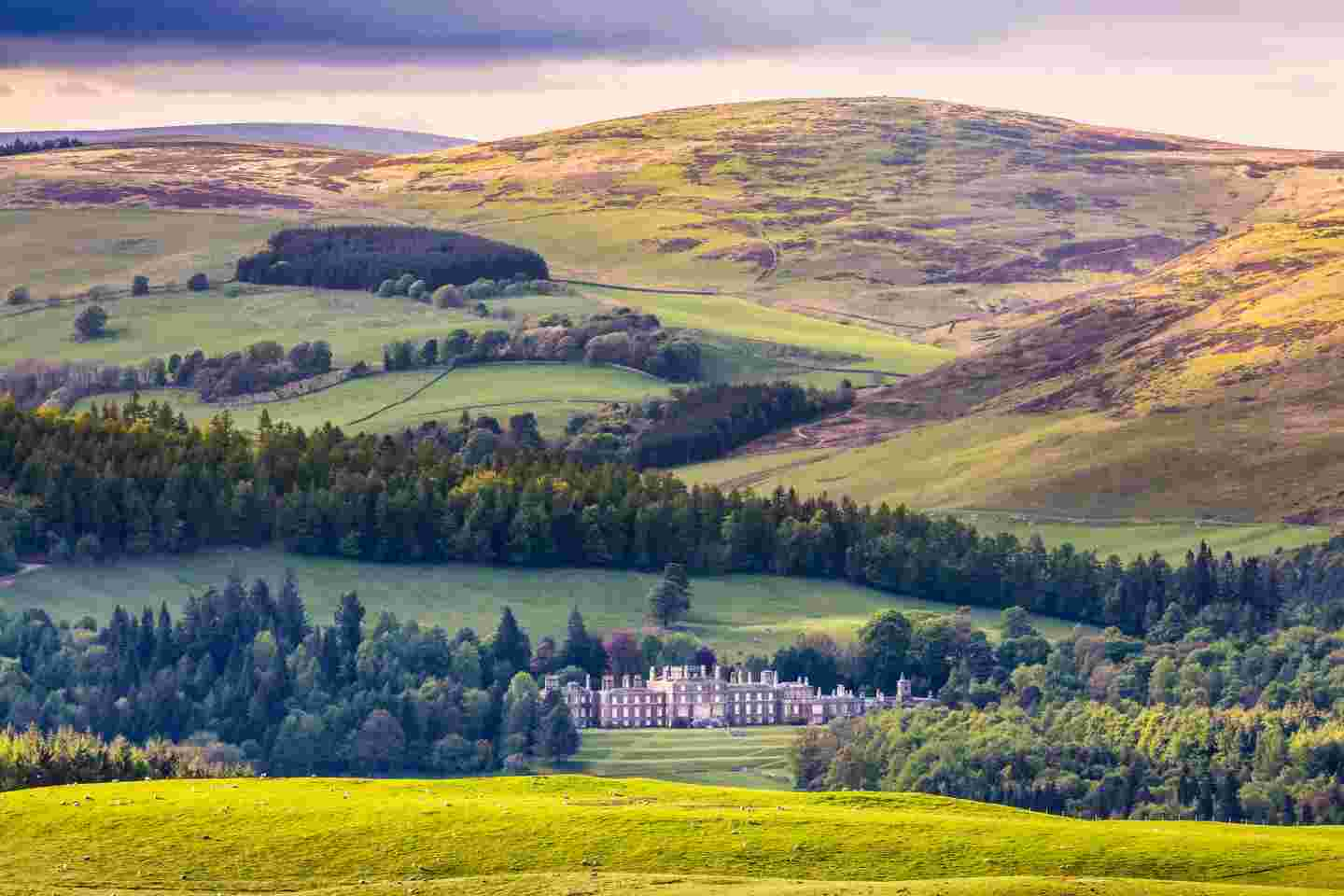 Bowhill House, Selkirk