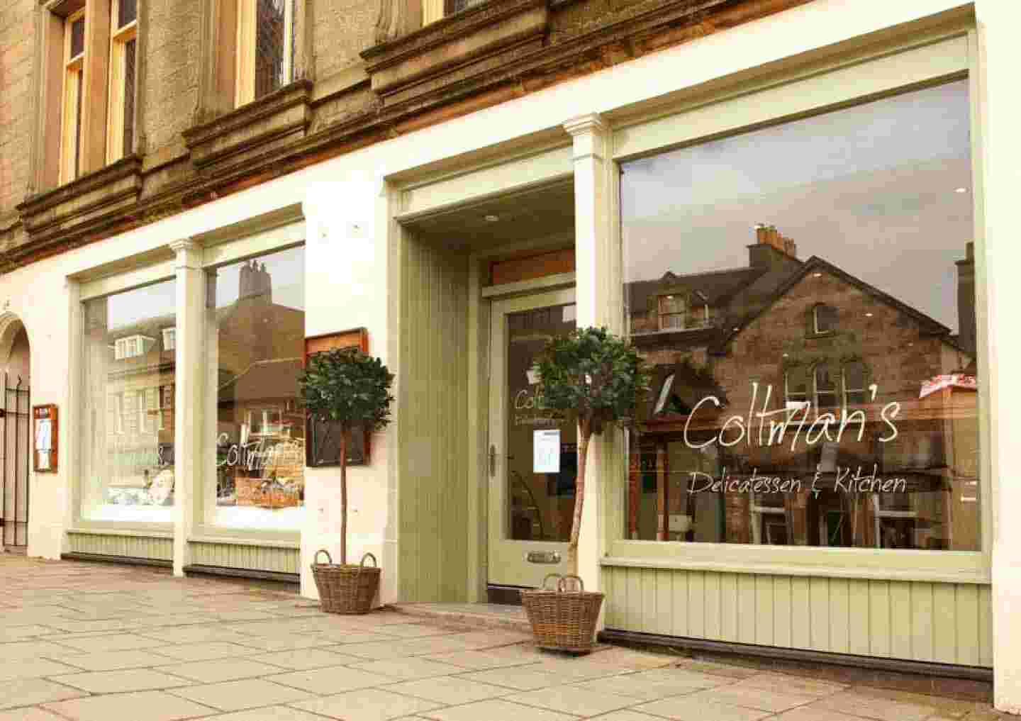 Coltman's - Peebles