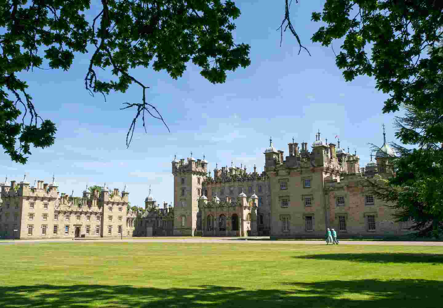 Floors Castle, Kelso