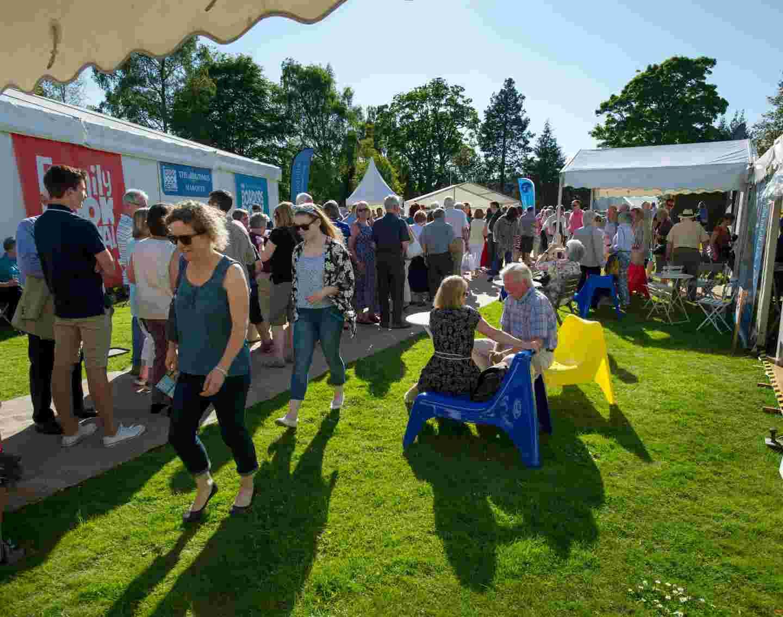 Melrose Book Festival