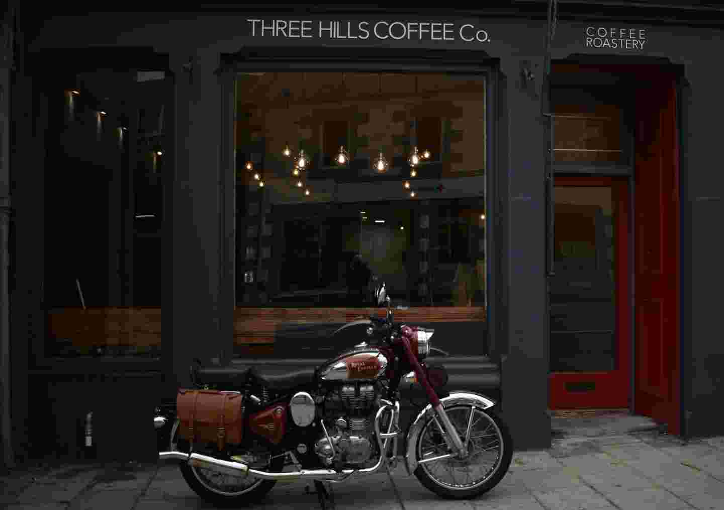 Three Hills Coffee - Selkirk
